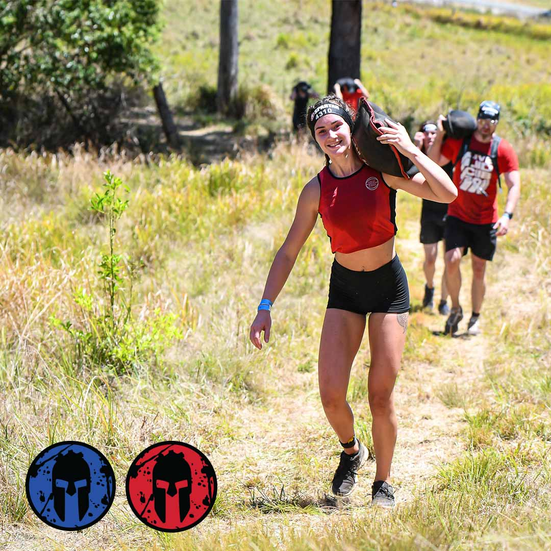 Spartan Melbourne Combo Pass - Saturday, August 28th 2021