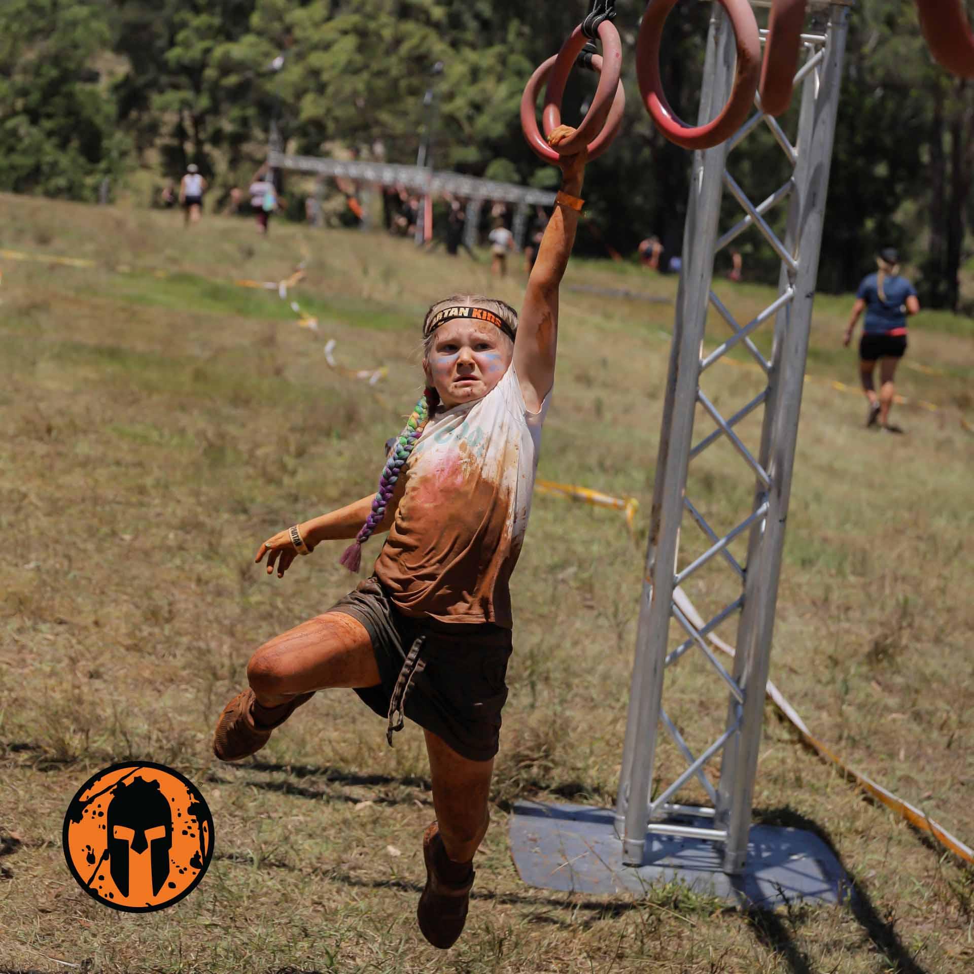 Spartan Auckland Kids Race - Sunday, August 1st 2021