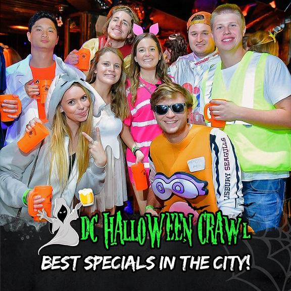 DC Halloween Crawl 2018