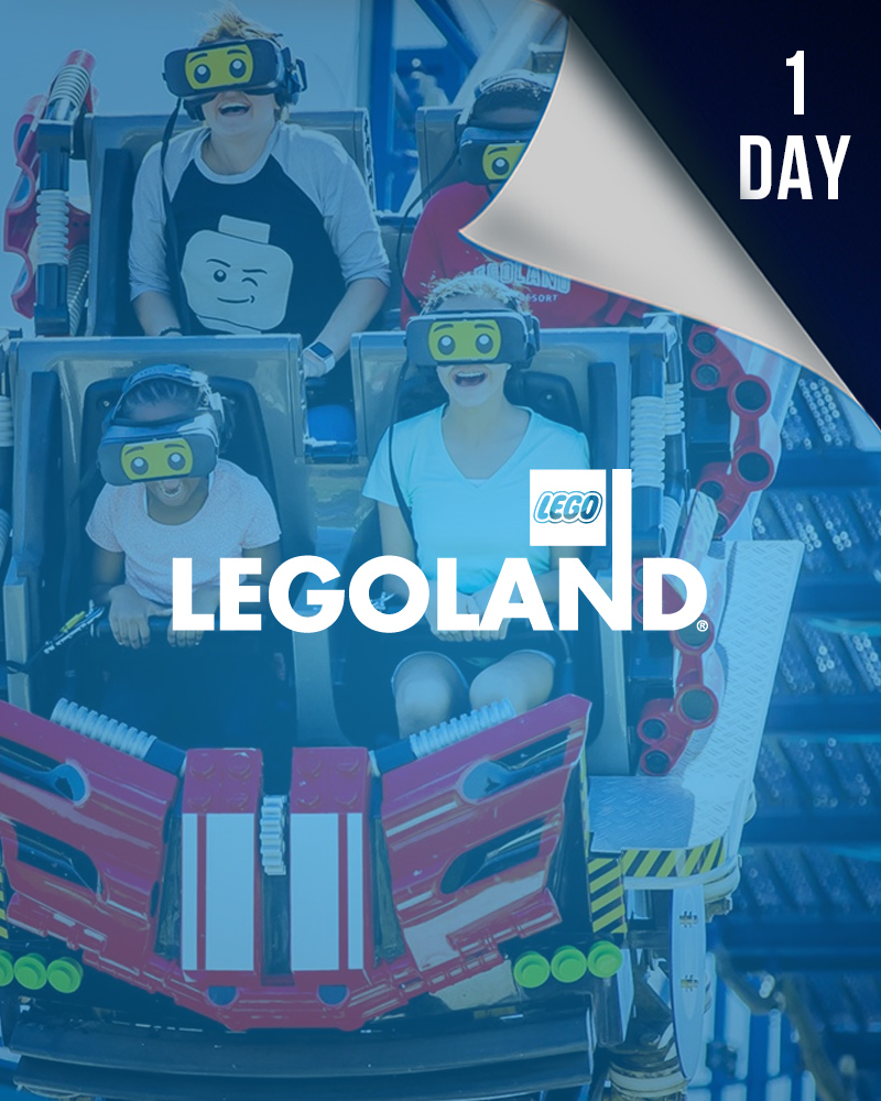 LOC - 1-DAY LEGOLAND FLORIDA