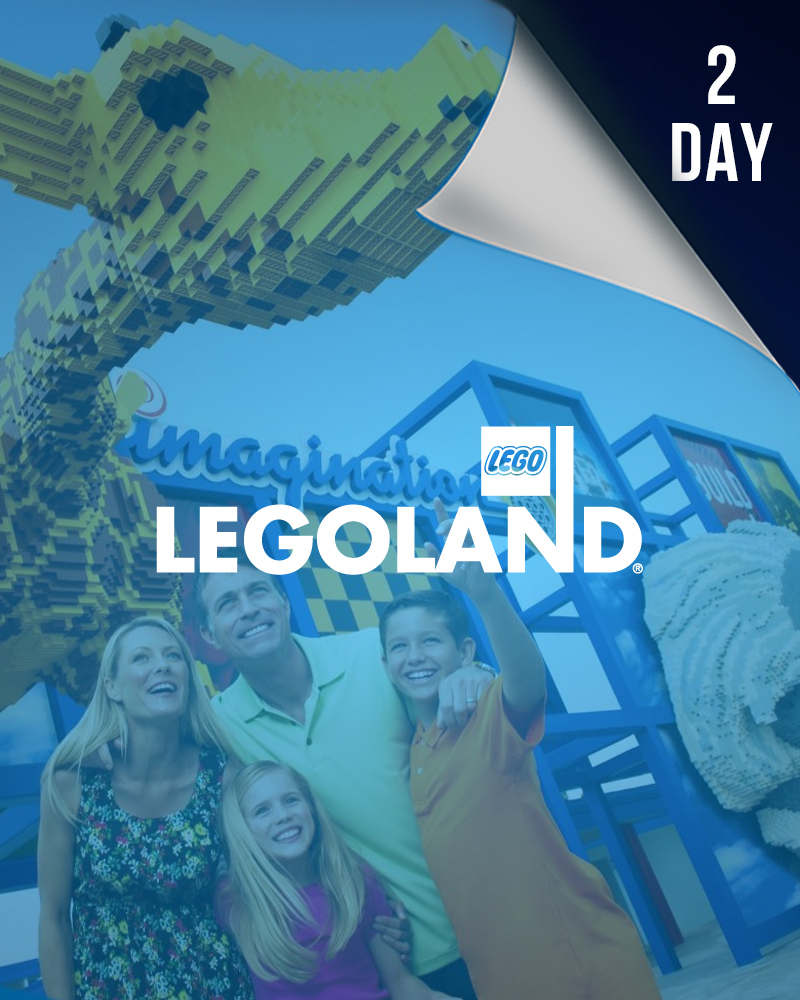 #KGSEC - 2-DAY LEGOLAND FLORIDA