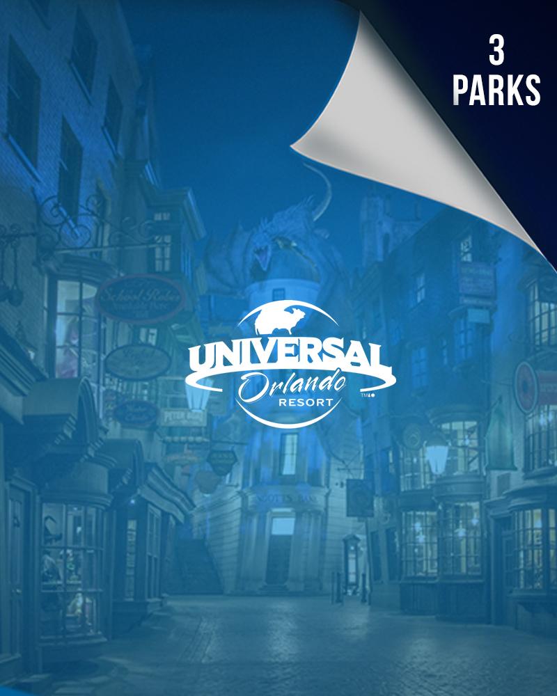 3 PARKS UNIVERSAL
