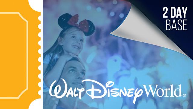 2-DAY Disney Ticket