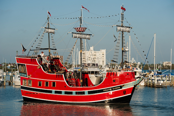 Clearwater Beach & Pirate Cruise