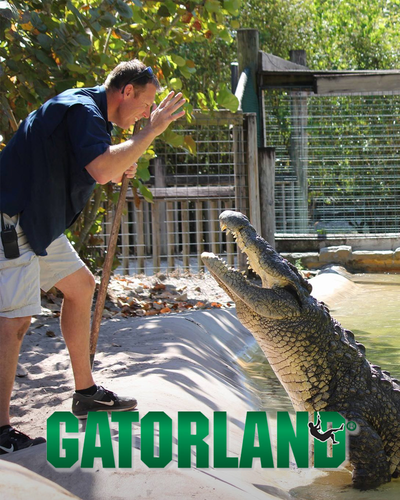 Gatorland - Adults at Kids Prices Special