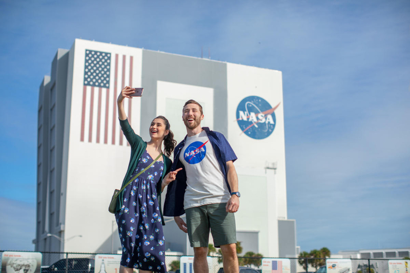 Kennedy Space Center Ultimate Tour
