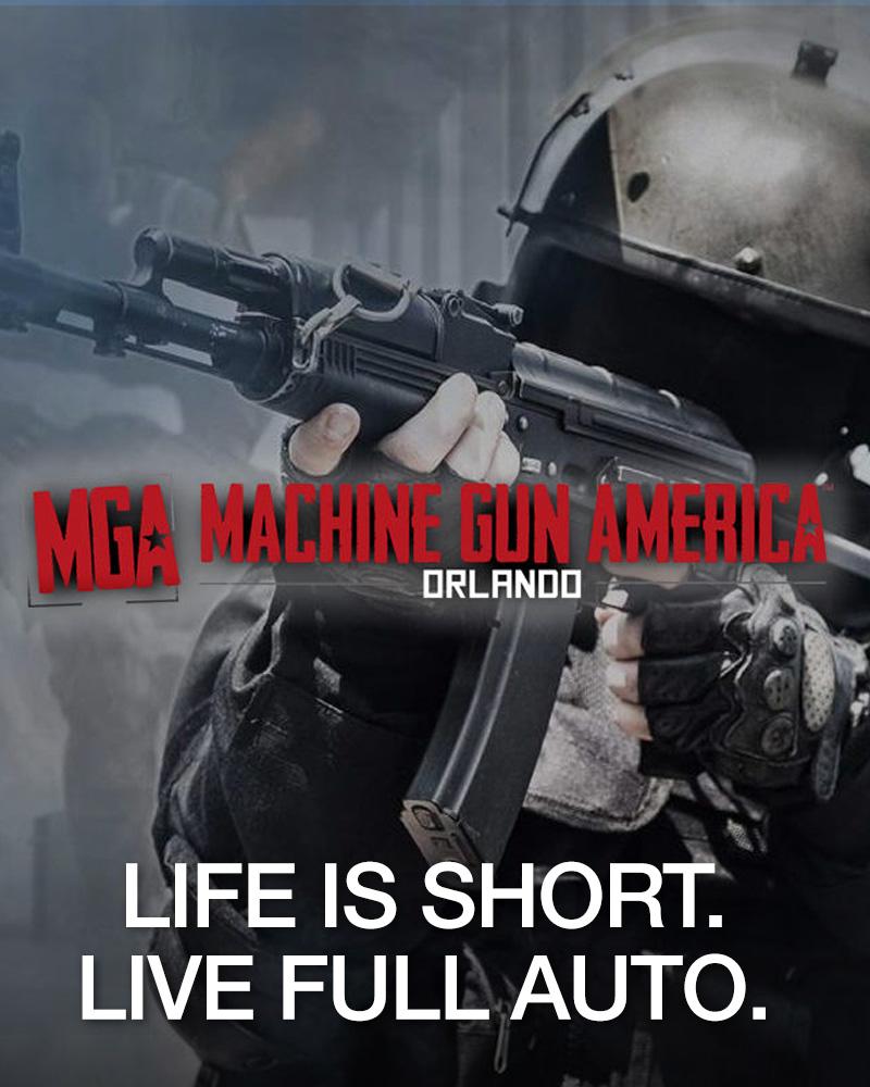 EK - Machine Gun America