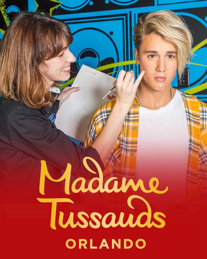 #KGSEC - MADAME TUSSAUDS ORLANDO