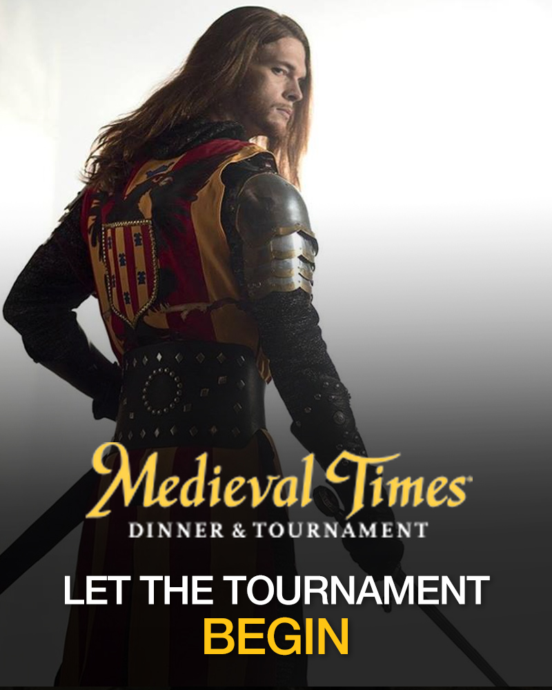 GMF-Medieval Times Dinner Show