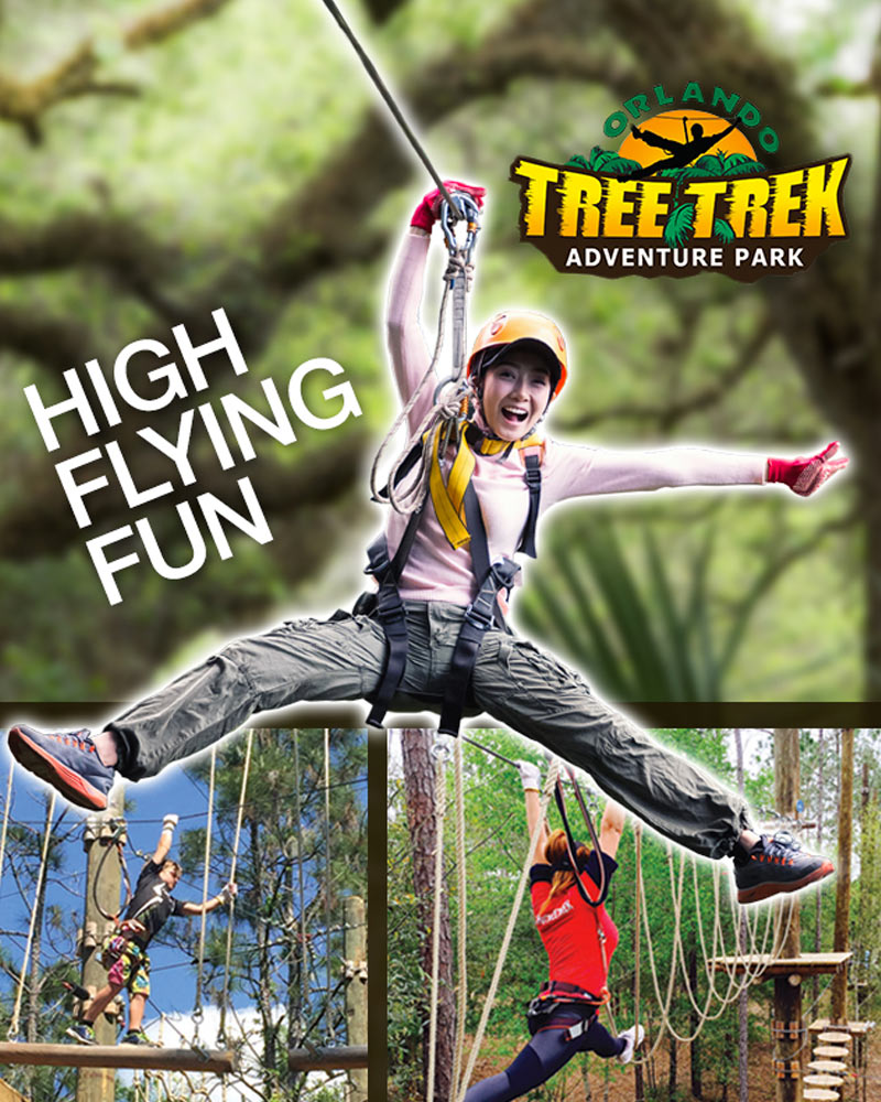 ORLANDO TREE TREK ADVENTURE PARK - KGS