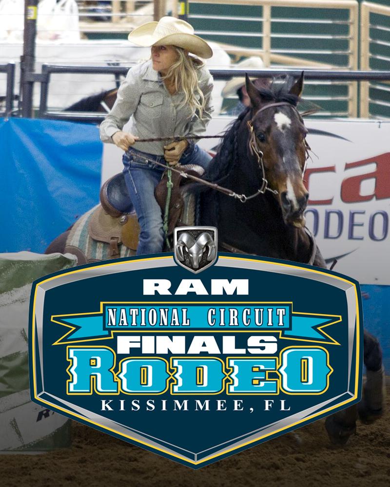 RAM PRCA Rodeo Finals