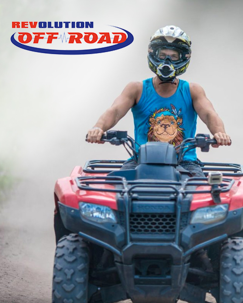 REVOLUTION OFF ROAD EXPERIENCE