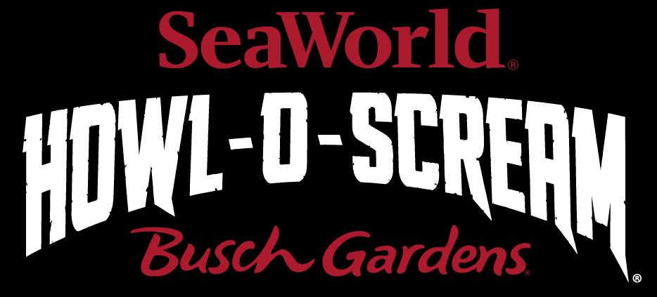 SeaWorld/Busch Gardens Howl-O-Scream Tickets
