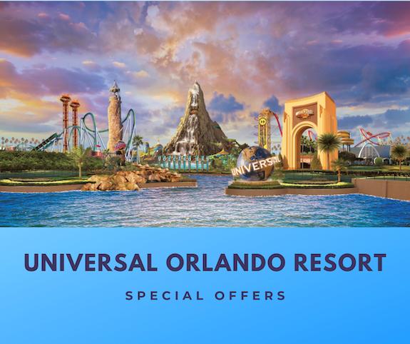 Universal Orlando Specials