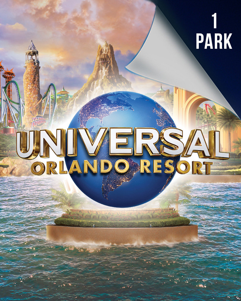 1 Park Universal Orlando