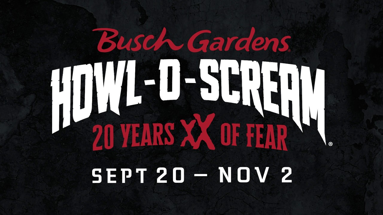 2019 Howl-O-Scream Tickets