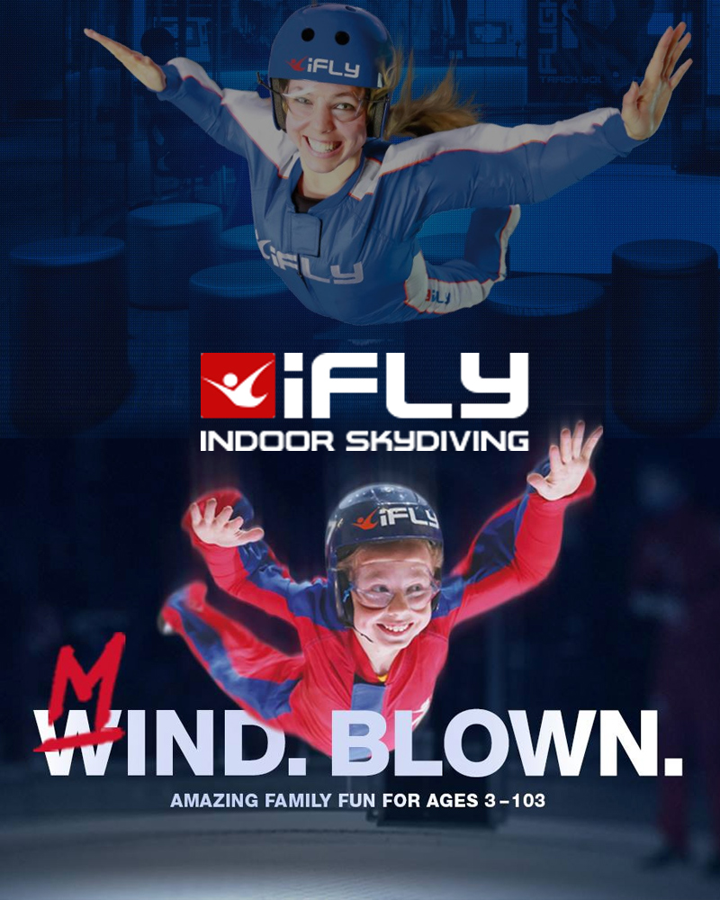 iFly Earn Your Wings