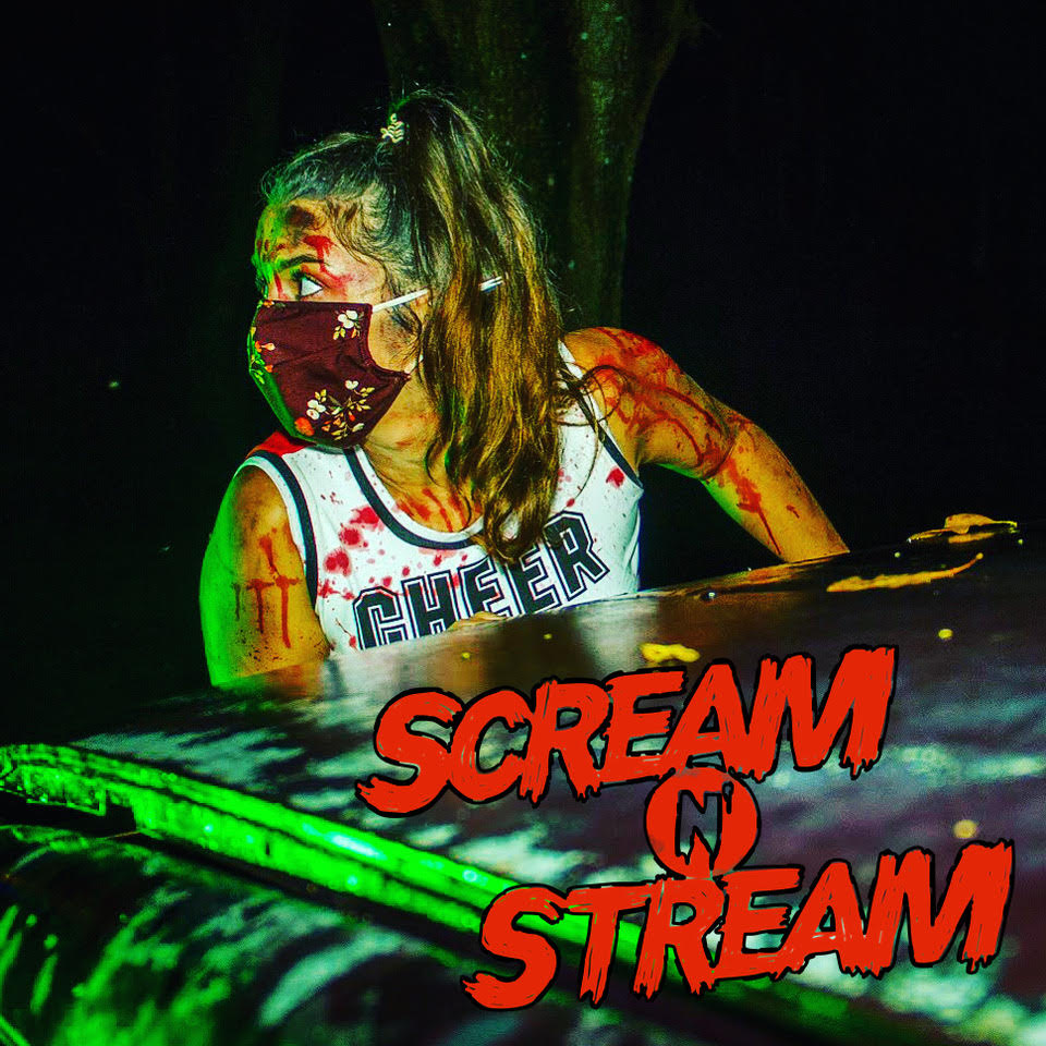 Scream and Stream Halloween Drive-Thru