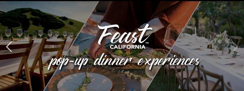 POP UP DINNER OUTDOOR EVENT IN JOSHUA TREE SATURDAY, OCTOBER 24TH AT