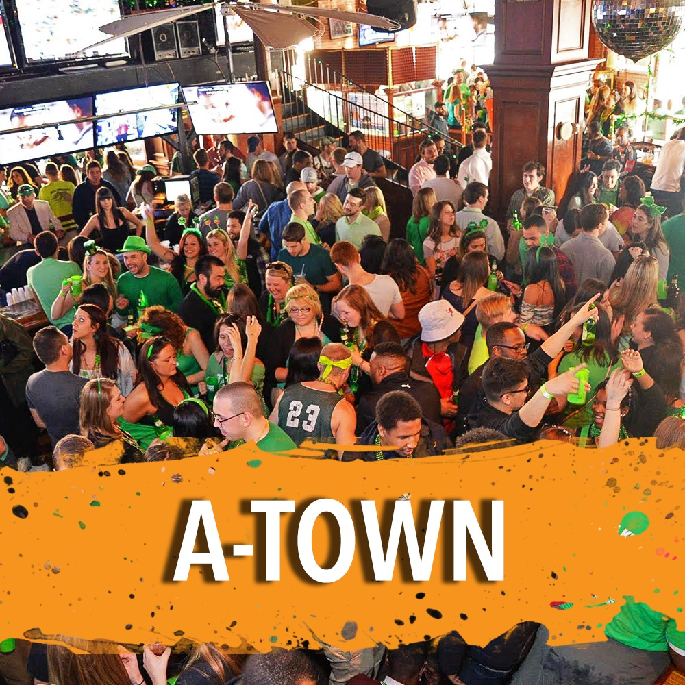The Blarney Blowout 2017 - A-Town
