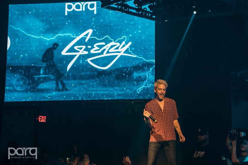 G-Eazy at Parq!
