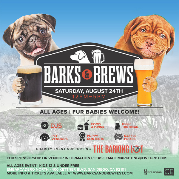 Barks & Brews Fest - A Family Friendly Beer & Dog Festival