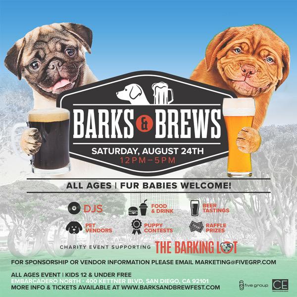 Barks & Brews Fest - A Family Friendly Beer & Dog Festival