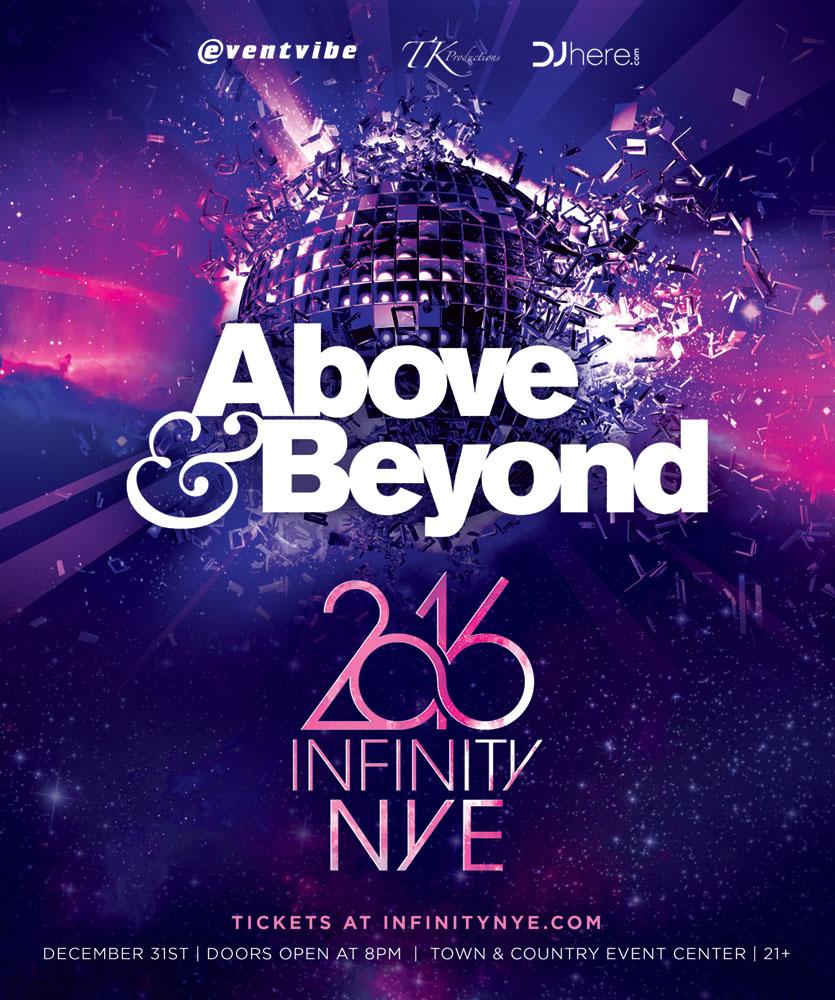 2016 Infinity NYE