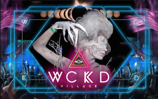 WCKD Village 2019 Halloween San Diego