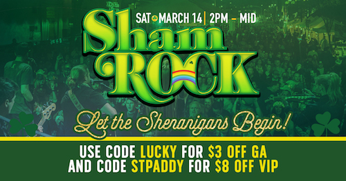 Shamrock San Diego Gaslamp Promo Code