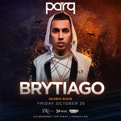 Brytiago At Parq Nightclub
