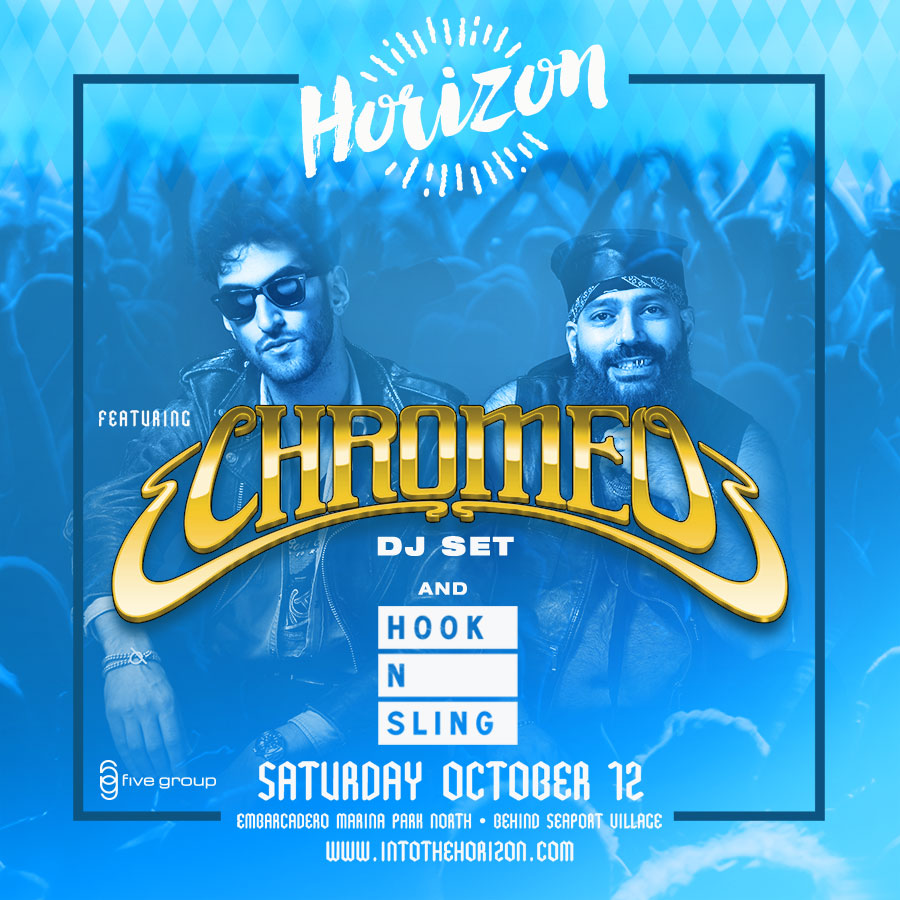 Horizon Beer & Music Festival Featuring DJ Set By CHROMEO & MORE!