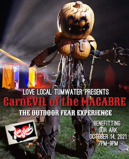 CarnEVIL Macabre Walking Tour