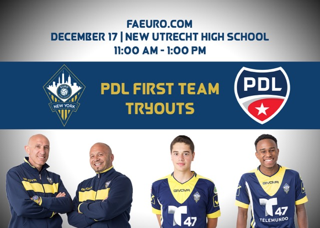 PDL Tryouts