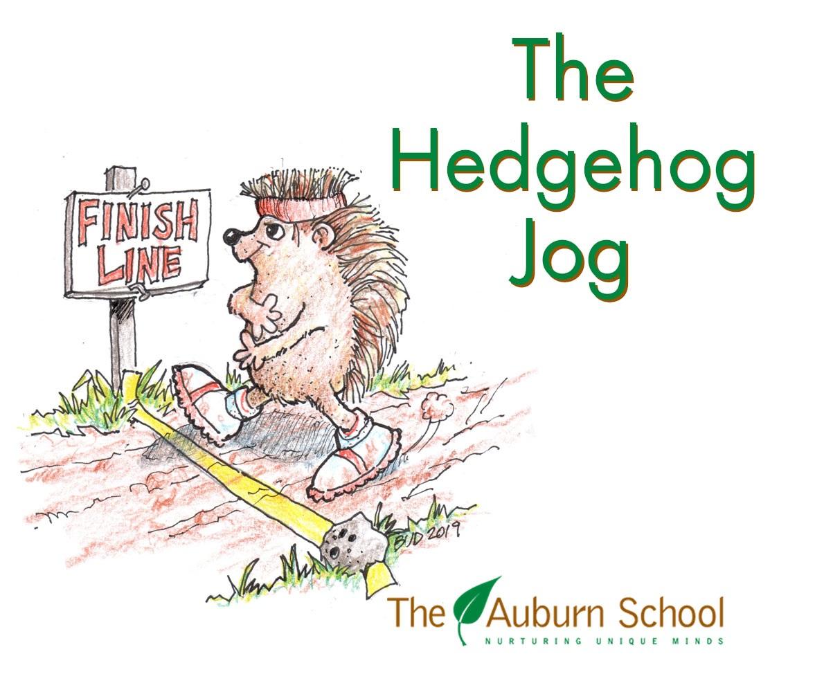 2019 Hedgehog Jog 5k & 1M