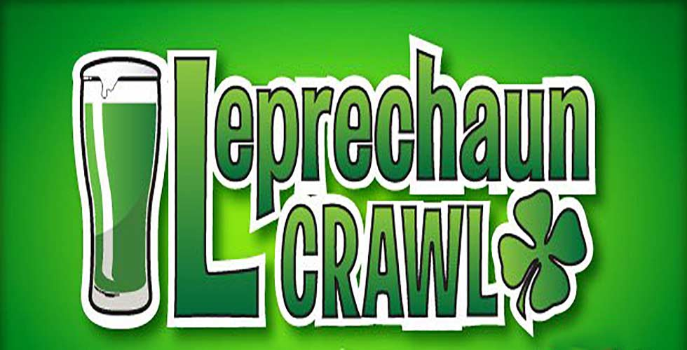 leprechaun pub crawl