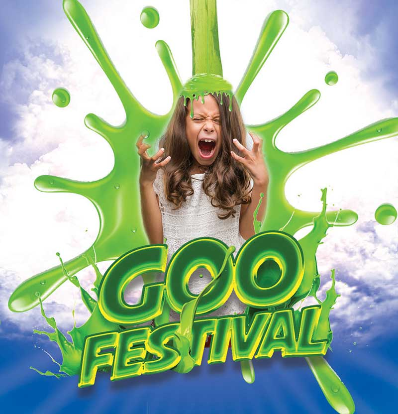 Goo Festival, Los Angeles area 7-27-2019