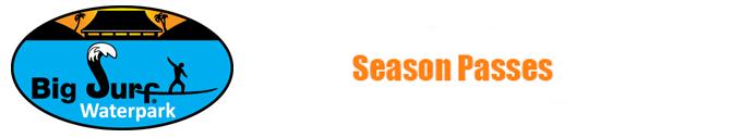 3- Season Passes